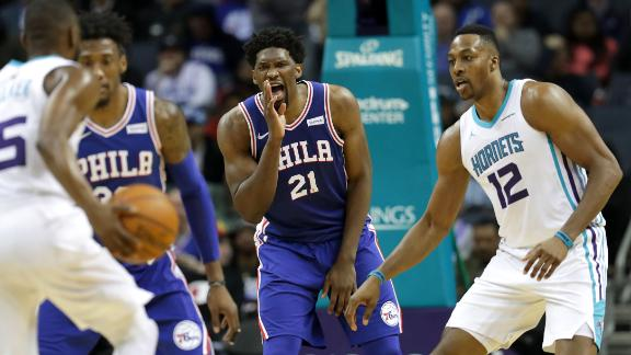 Simmons, Embiid lead Sixers to victory