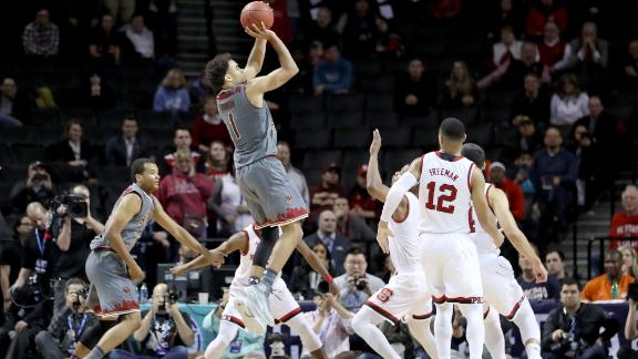 Boston College beats NC State in 2nd round of ACC tourney