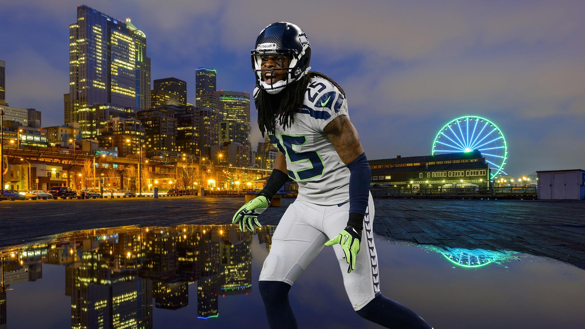 Richard Sherman Switching Teams In NFC West To Join 49ers On Three Year Deal