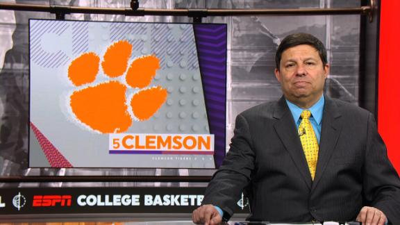 Can Clemson advance far in the tournament?
