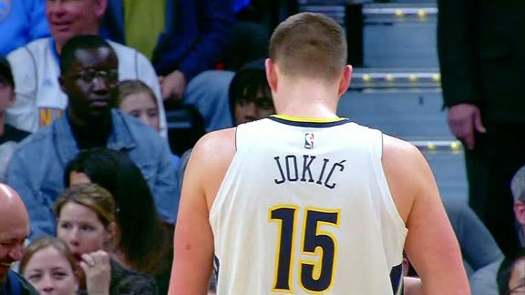 Jokic's triple-double helps lift Nuggets past Pistons