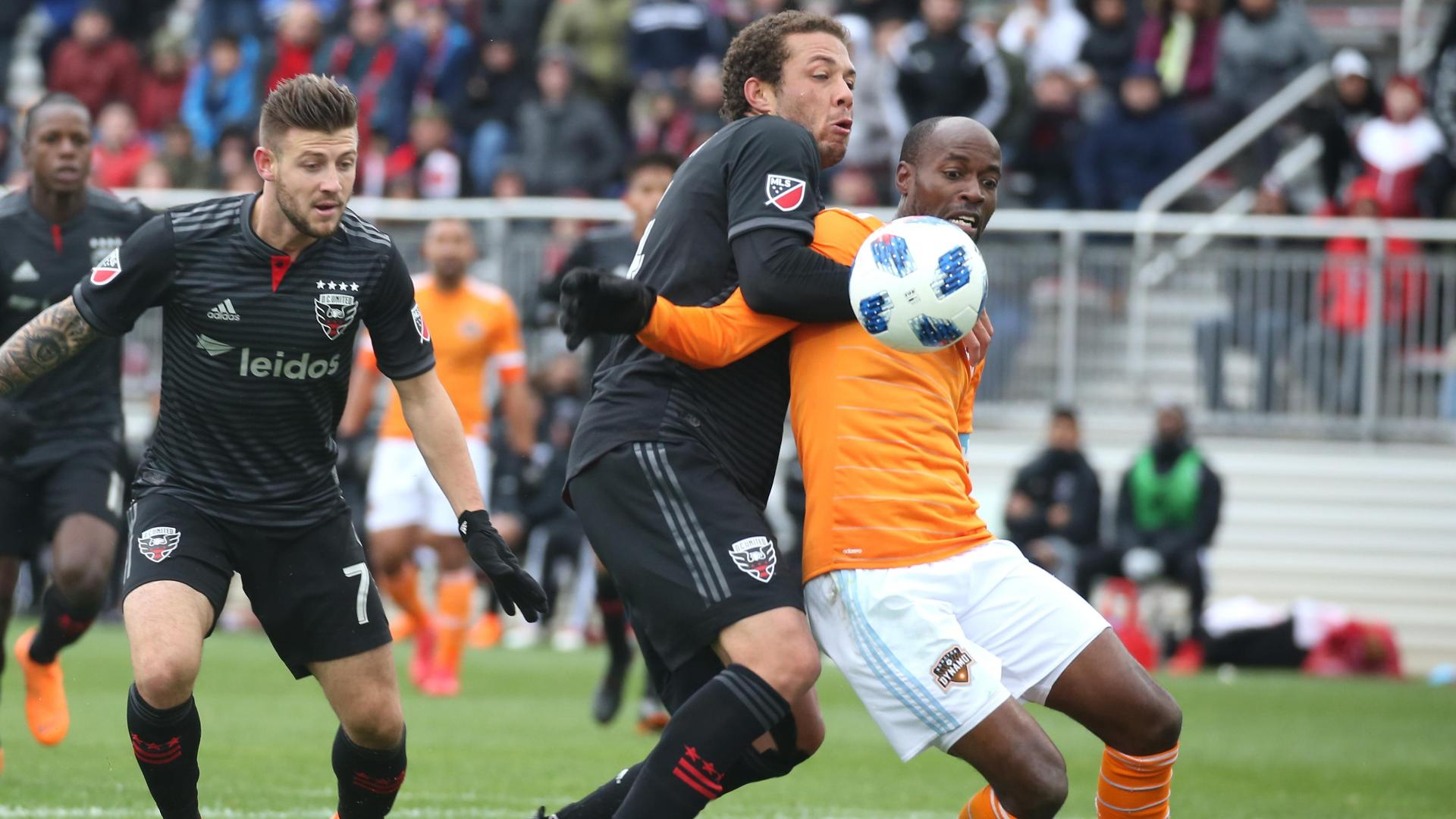 D.C. United 2-2 Houston: Acosta's equalizer earns point - Via MLS
