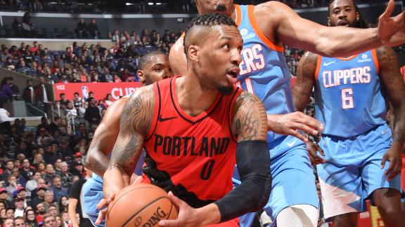 Trail Blazers cruise to 13th straight victory