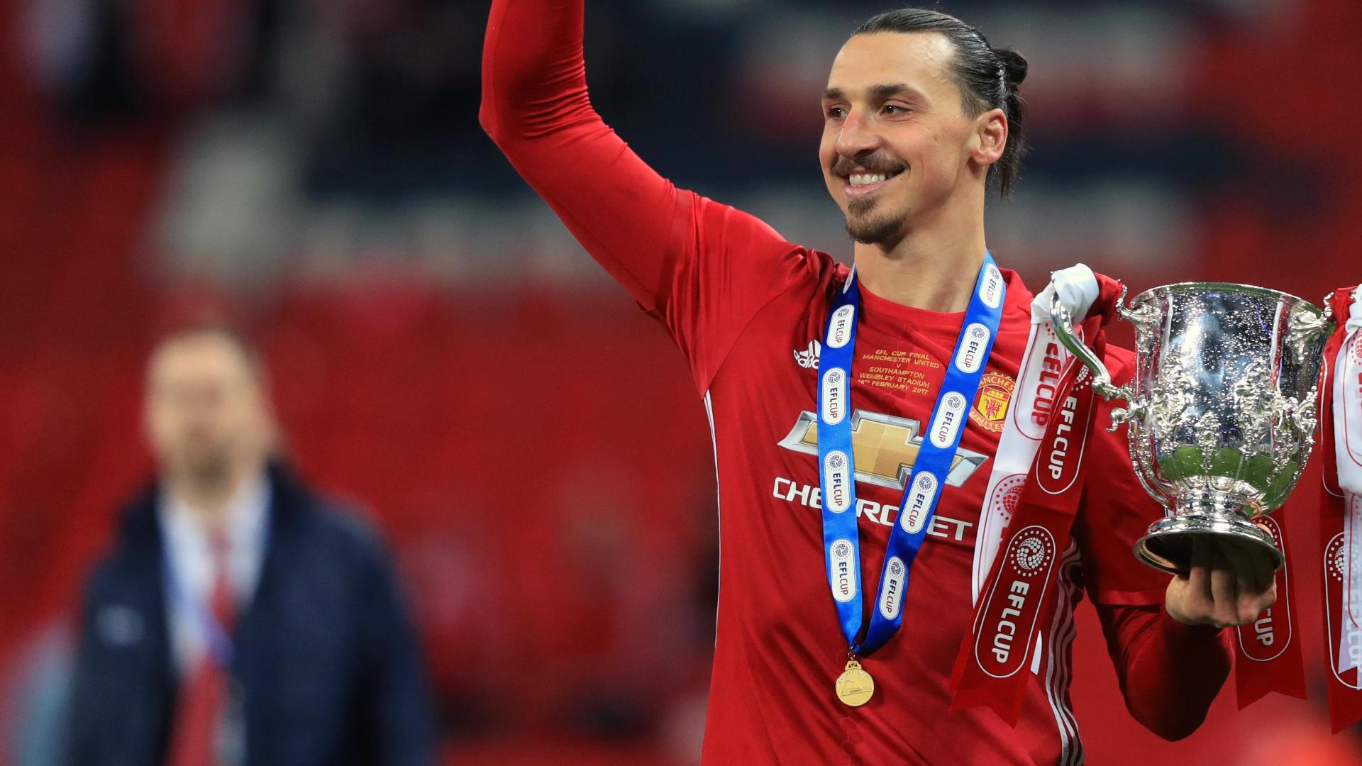 Ibrahimovic decided Man Utd future after Champions League exit