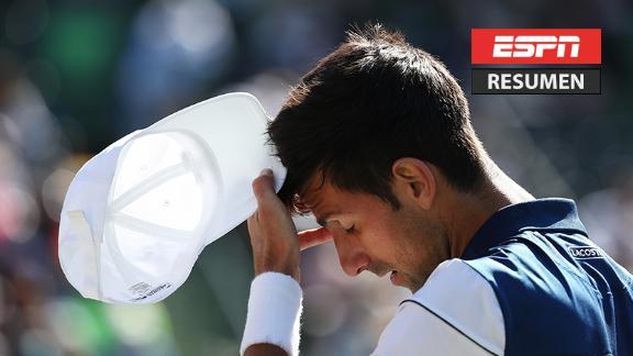 ¡Djokovic eliminado en Miami!