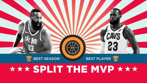dffa3b411b73 Are Harden and LeBron both deserving of MVPs
