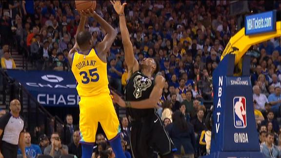 Kevin Durant Stats, News, Videos, Highlights, Pictures, Bio - Golden State Warriors - ESPN