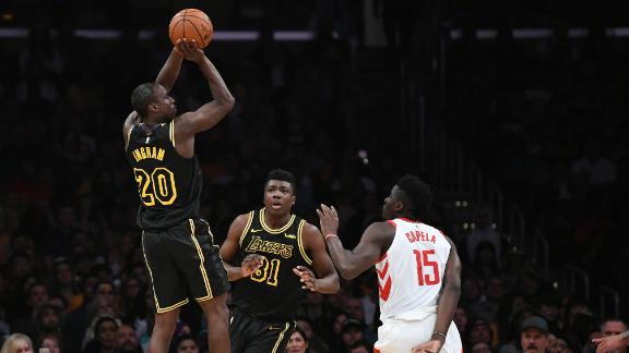 Ingram's debut well worth the wait