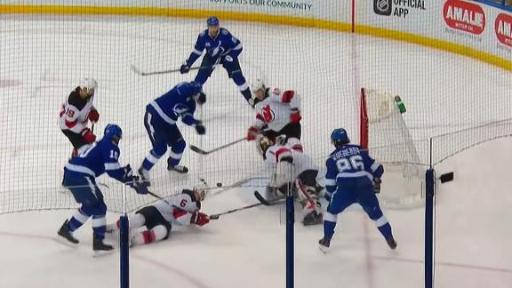 Killorn nets a pair to give Lightning 2-0 series lead