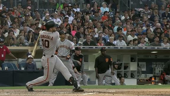Longoria smacks two-run homer