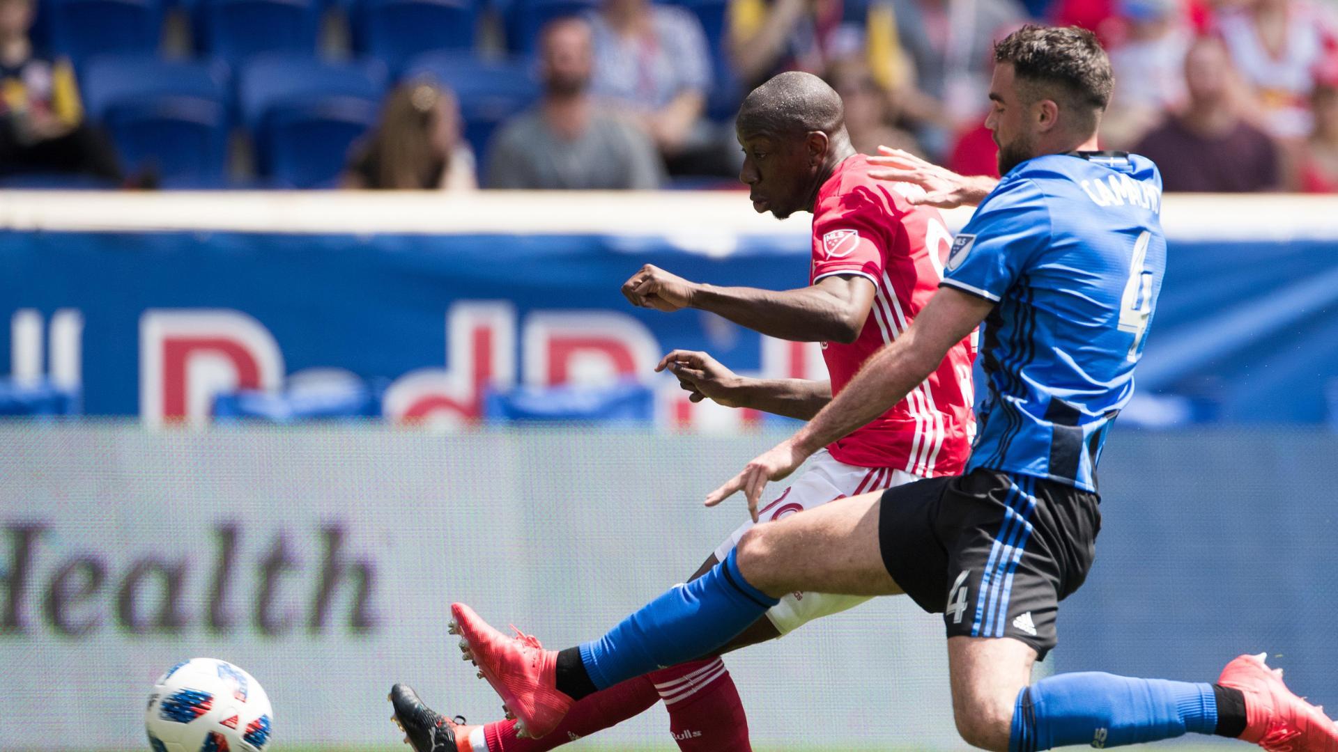 New York 3-1 Montreal: Red Bulls bounce back - Via MLS