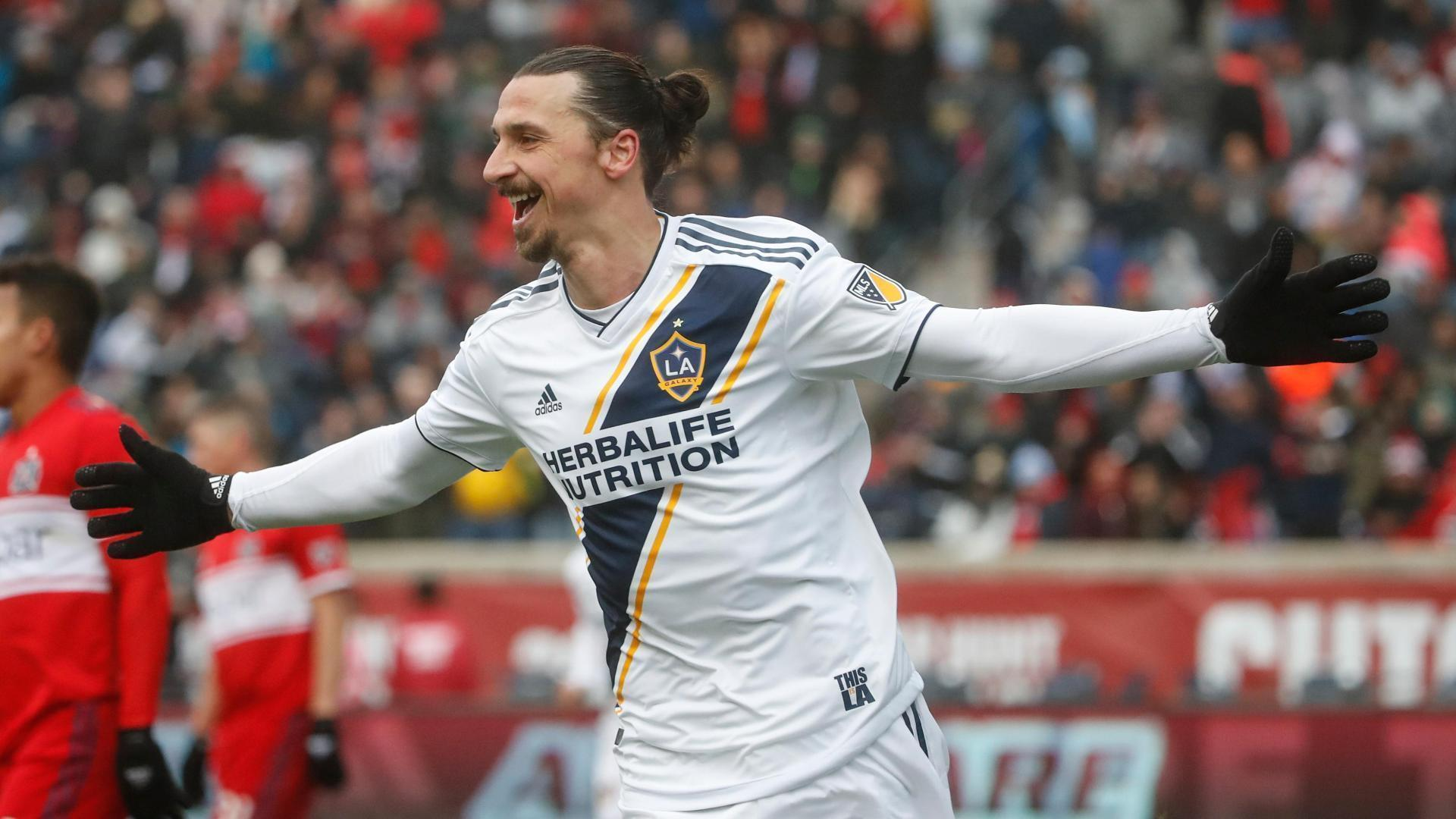 Chicago 0-1 LA Galaxy: Zlatan scores the winner - Via MLS