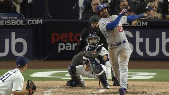 Kemp drills 3-run HR