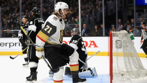 Karlsson's goal puts Kings on the brink