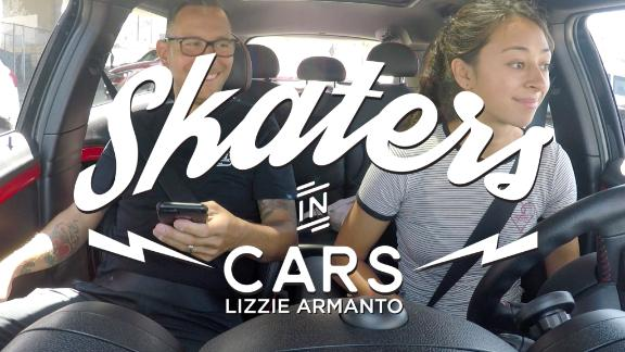Skaters In Cars Looking At Spots: Lizzie Armanto