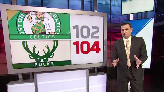 Legler pinpoints what Bucks did right down the stretch
