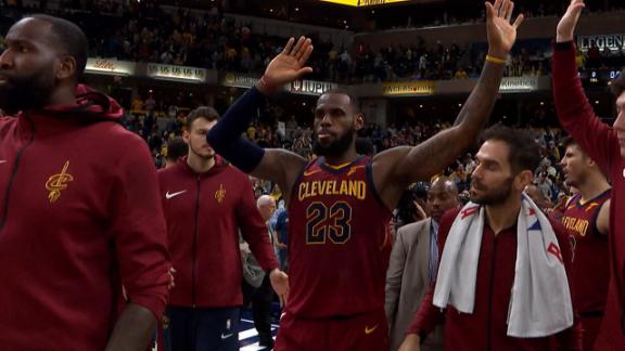 Cavs' supporting cast a big reason for Game 4 win