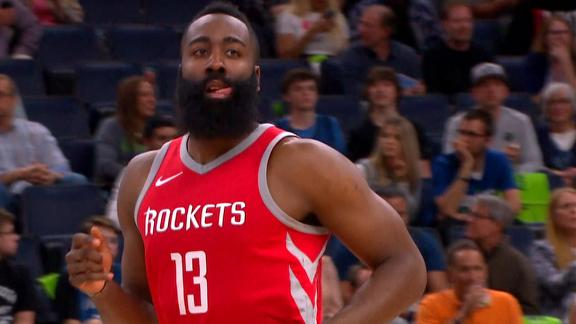 Harden propels Rockets to Game 4 win