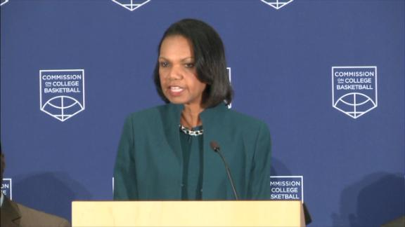 Rice: We must end one-and-dones