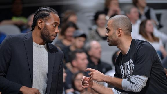 Can relationship between Kawhi and Spurs be repaired?