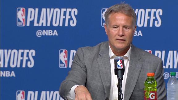 Brown says 76ers exceeded preseason goals