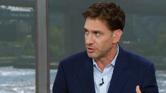 Greeny calls Patricia situation 'complicated'