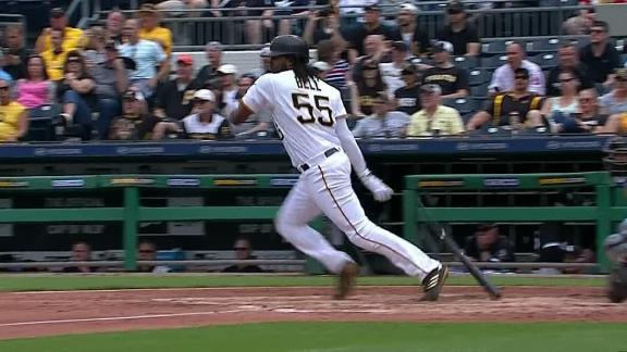 Bell puts Pirates up for good with RBI single