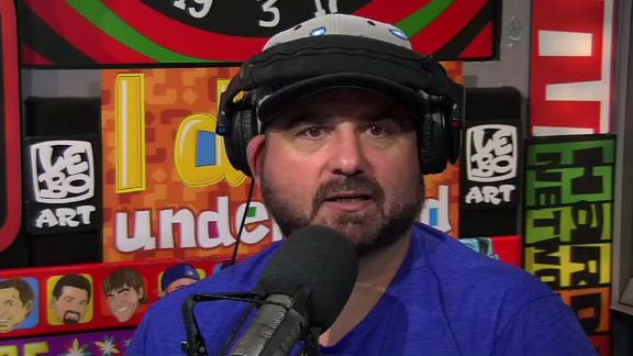 Le Batard: Foster's ex-girlfriend caused 'so much damage' if she lied
