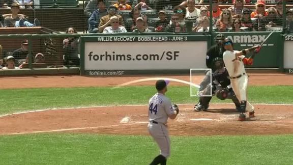 Hernandez crushes 2-run homer