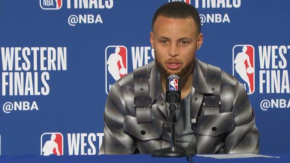 Curry on wild celebration: 'I blacked out'