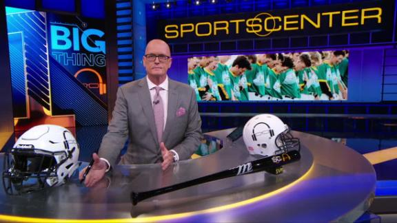 SVP: Sports provide a great healing place