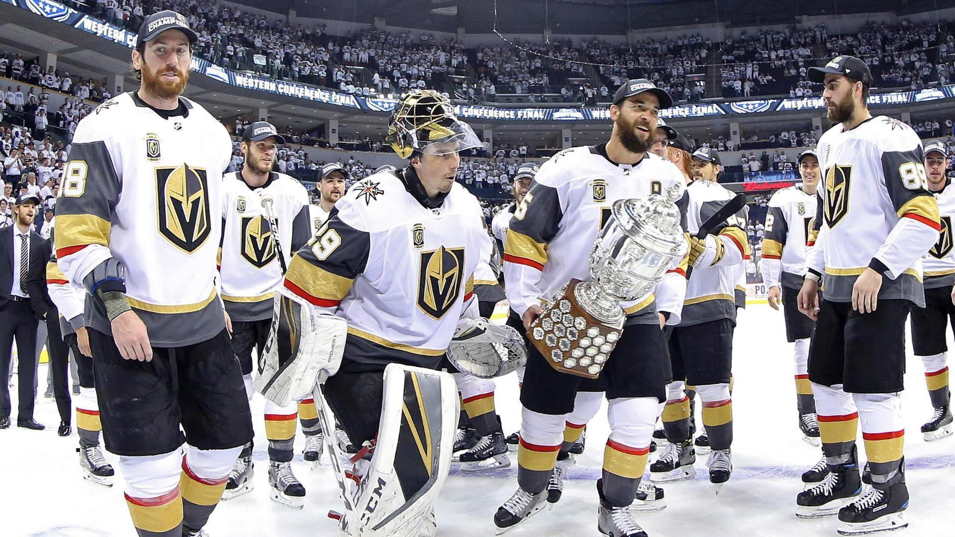 Golden Knights Close Out Jets In  Head To Cup Final Watch