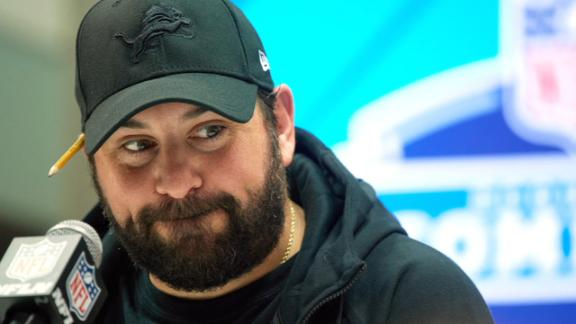 Patricia, Lions won't be subject to discipline
