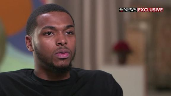 Sterling Brown: 'I was defenseless'