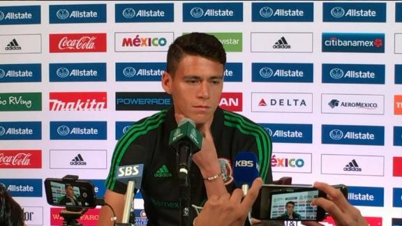 Moreno sin preocupaciones por su dupla