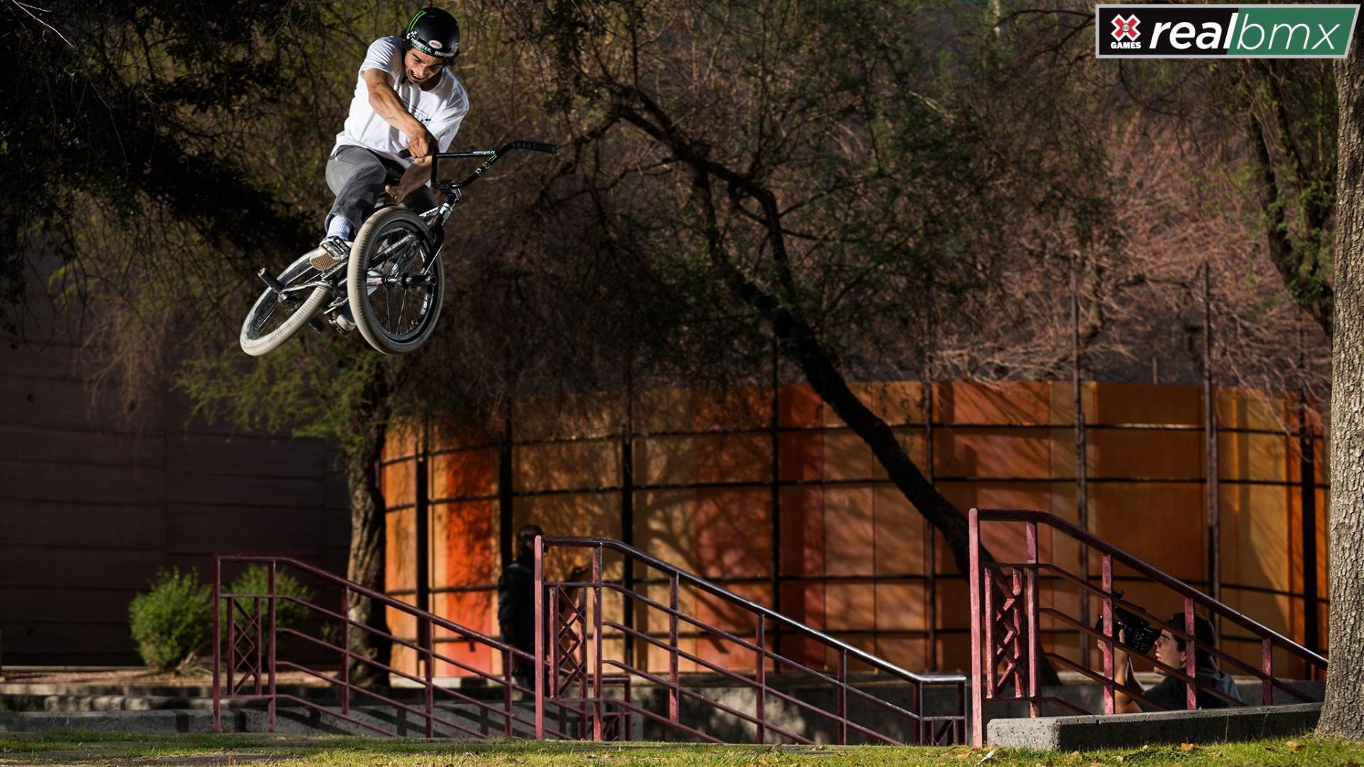 Real BMX 2018: Kevin Peraza