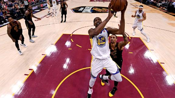 KD, Warriors still buying into their roles
