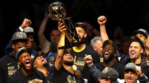 Another season ends with another title for Warriors