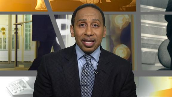 Stephen A.: KD in a class by himself