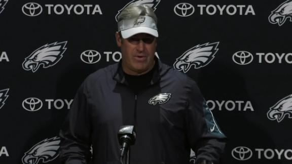 Pederson: Time for Eagles to 'rip off the dog masks'