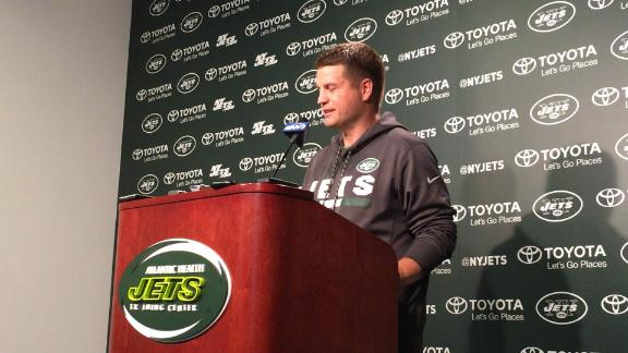 Jets OC has thrown entire playbook at Darnold