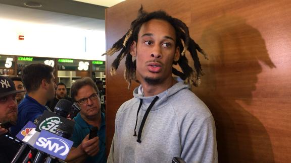 Jets WR Robby Anderson, who was arrested twice in a nine-month span,
