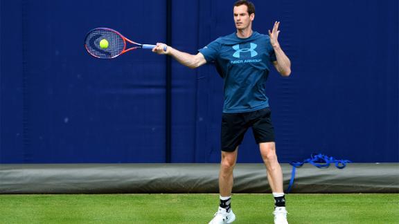 ¡Vuelve Murray!