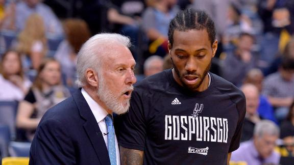 Stephen A. goes ballistic on Kawhi wanting L.A.