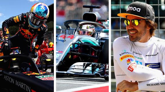 2019 F1 season to start one week earlier