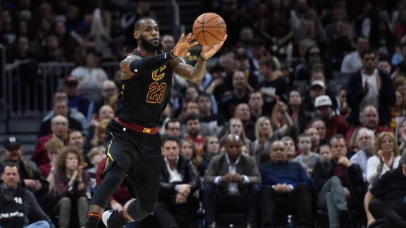How LeBron improves the Lakers