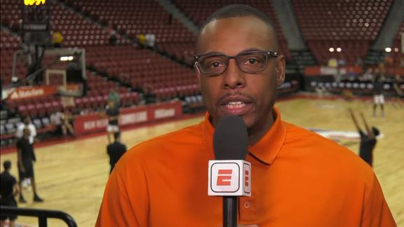Pierce: Melo 'best fits on the Rockets'