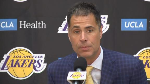 Pelinka: LeBron signing 'validation' for Lakers