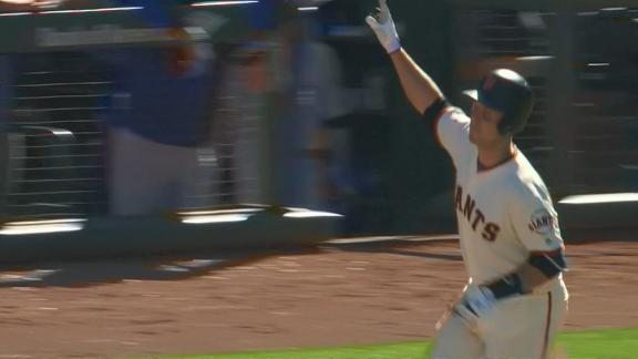Posey walks it off in the 13th