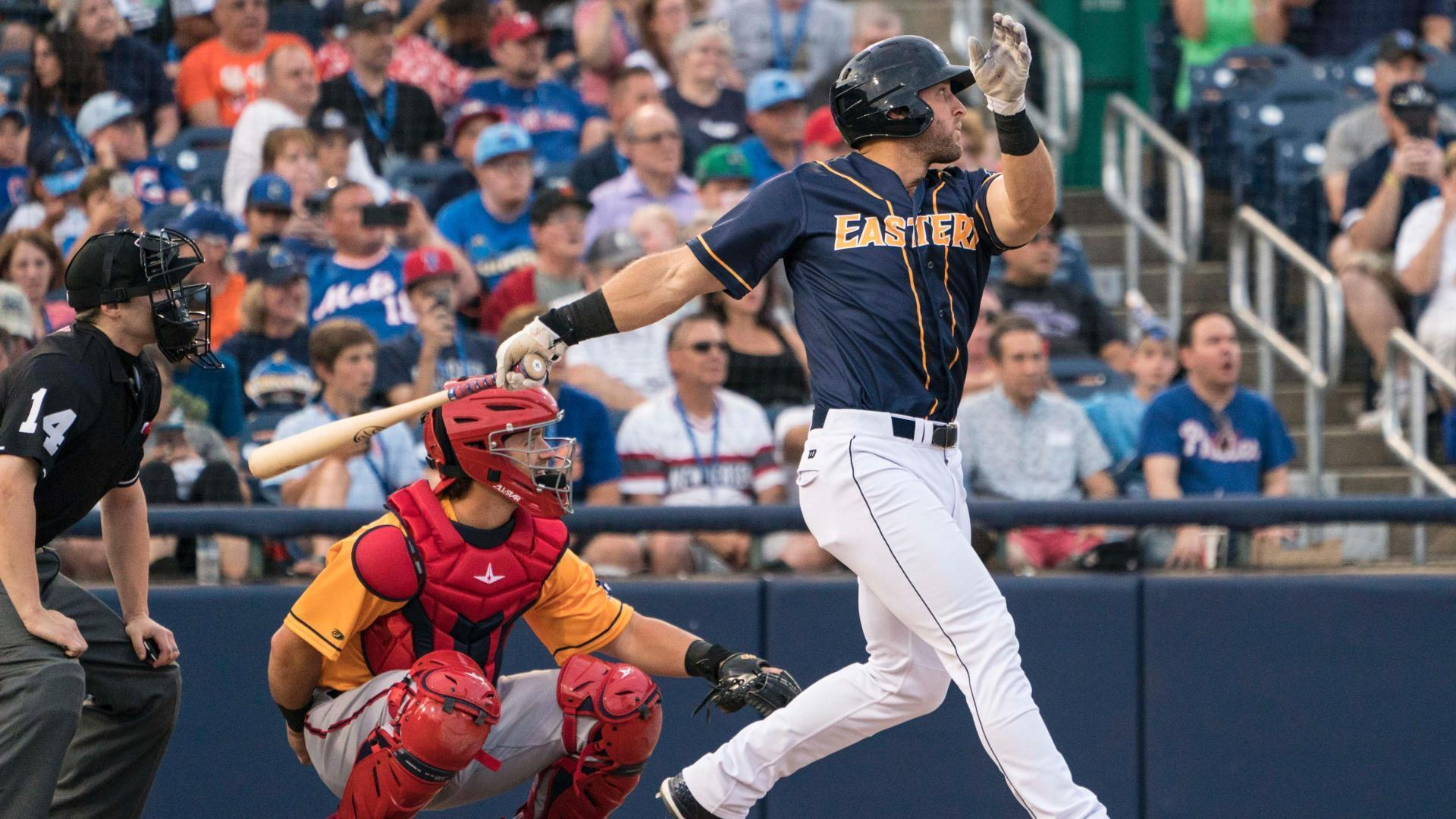 Tebow goes 1-for-4 at All-Star Game